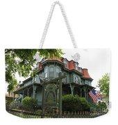 Victorian Guesthouse Weekender Tote Bag