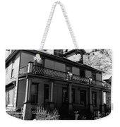 Victorian House Weekender Tote Bag