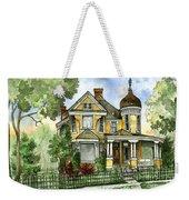 Victorian In The Avenues Weekender Tote Bag