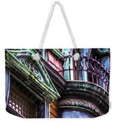 Victorian On Rush V2 Weekender Tote Bag