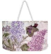 Victorian Romance II Weekender Tote Bag
