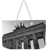 Victory Of Brandenburg Gate Weekender Tote Bag
