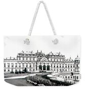 Vienna And The Belvedere Weekender Tote Bag