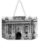 Vienna Austria - Imperial Palace - C 1902 Weekender Tote Bag