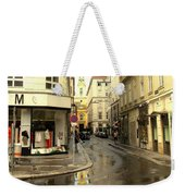 Vienna Corner After The Rain Weekender Tote Bag