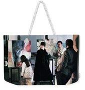 Vienna Fashion Shoot 1968 Weekender Tote Bag