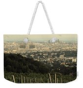 Vienna From The Vineyard Weekender Tote Bag