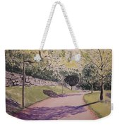 Vienna In Summer Weekender Tote Bag