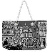 Vienna Scene Weekender Tote Bag by Madeline Ellis