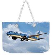 Vietnam Airlines Boeing 787 Dreamliner Weekender Tote Bag