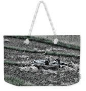 Vietnamese Rice Harvest  Weekender Tote Bag