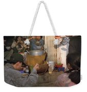 Vietnamese Street Food Weekender Tote Bag
