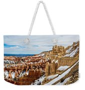 View Along The Ridge Weekender Tote Bag