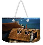 View From Alcatraz Weekender Tote Bag