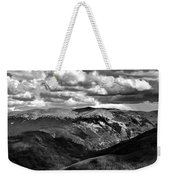View From Atop Winter Park Mountain 3 Weekender Tote Bag