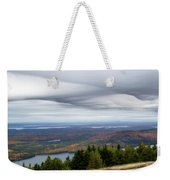 View From Cadillac Mountain Weekender Tote Bag