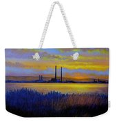 View From Clontarf - Dublin Weekender Tote Bag