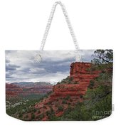 View From Doe Mountain Trail Weekender Tote Bag