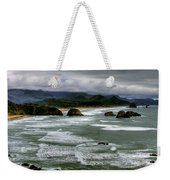 View From Ecola Weekender Tote Bag