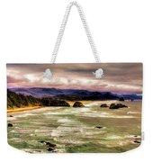 View From Ecola II Weekender Tote Bag