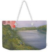 View From Edmund Pettus Bridge Weekender Tote Bag