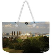 View From Greenwich Park Weekender Tote Bag