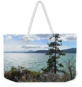 View From Incline Village Weekender Tote Bag
