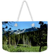 View From Lake Mary Weekender Tote Bag