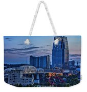View From Lp Field Weekender Tote Bag