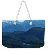 View From Mt. Wahington II Weekender Tote Bag