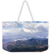 View From Pikes Peak 1964 Weekender Tote Bag