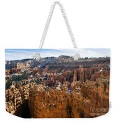 View From Rim Trail Weekender Tote Bag
