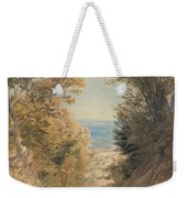 View From Rook's Hill, Kent Weekender Tote Bag