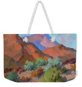 View From Santa Rosa - San Jacinto Visitor Center Weekender Tote Bag