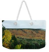 View From Shinning Bank  Weekender Tote Bag