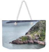 View From Signal Hill Weekender Tote Bag