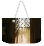 View From The Bathroom Window Weekender Tote Bag