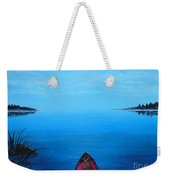 View From The Beach Weekender Tote Bag