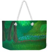 View From The Front Porch Weekender Tote Bag