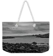 View From The Harbor Weekender Tote Bag