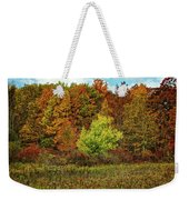 View From The Meadow Weekender Tote Bag