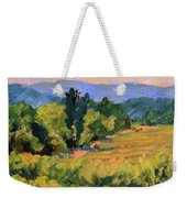 View From The Orchard Weekender Tote Bag
