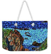 View From The Pacific Coast Highway Weekender Tote Bag