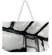 View From The Past Weekender Tote Bag