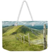 View From The Rangers Path Weekender Tote Bag by Nick Bywater