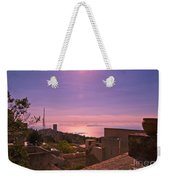 View From The Top In Sicily 2 Weekender Tote Bag