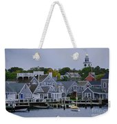 View From The Water Weekender Tote Bag