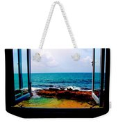 View From The Window Weekender Tote Bag