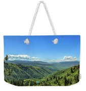 View From White Bird Hill Weekender Tote Bag