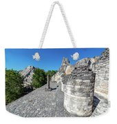 View Of Becan, Mexico Weekender Tote Bag